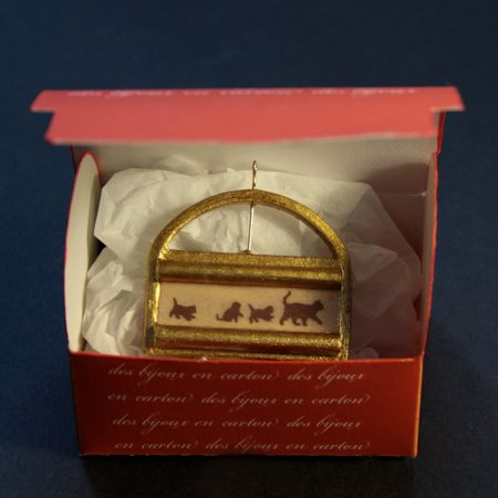 boite pour vendre bijoux